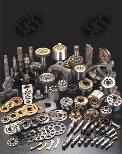 Запчасти для гидравлики: гидравлических двигателей